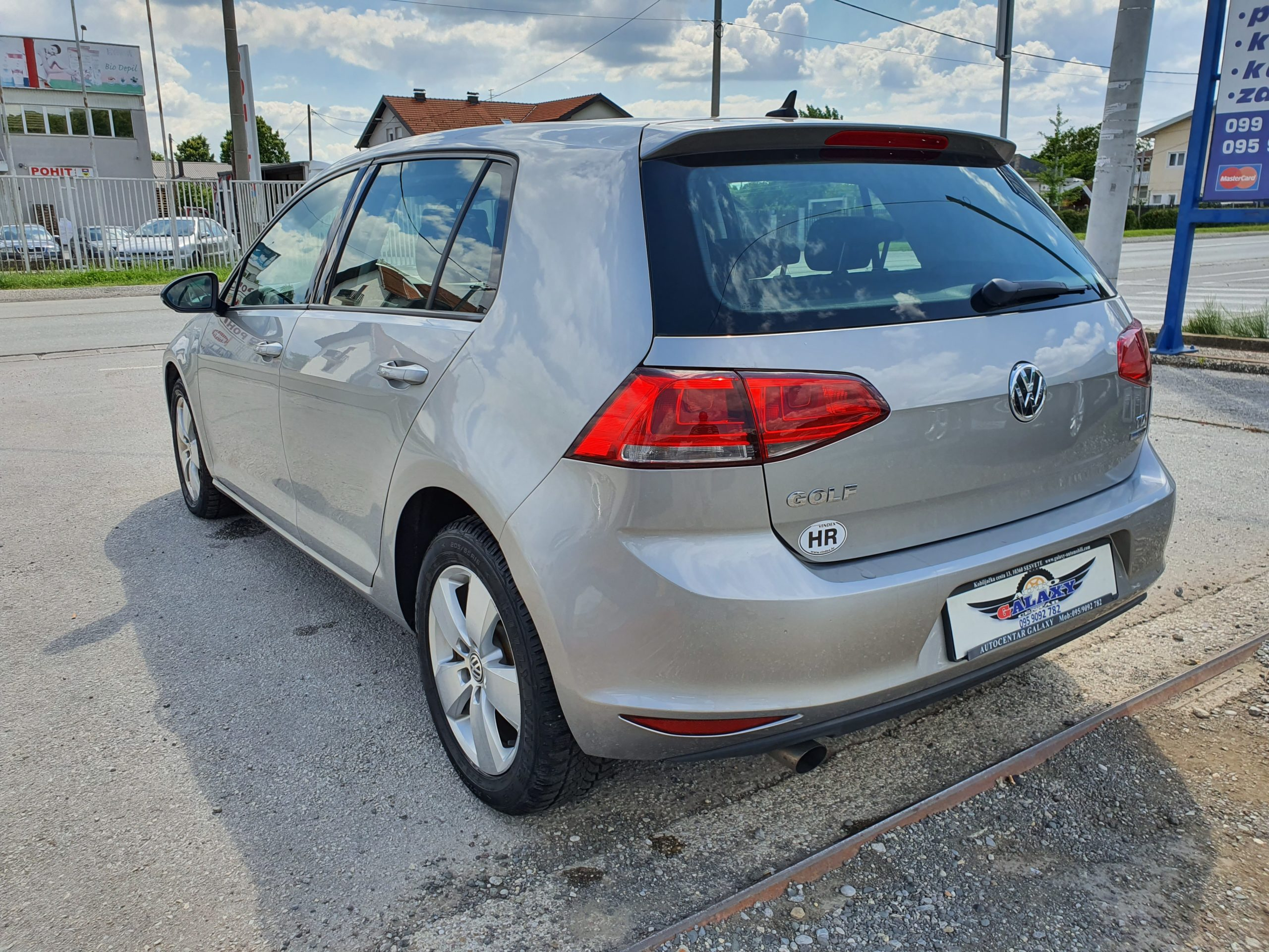 VW Golf VII 1,6 TDI
